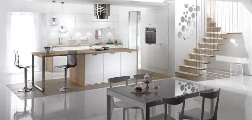 alkore blanc kjøkkeninnredning