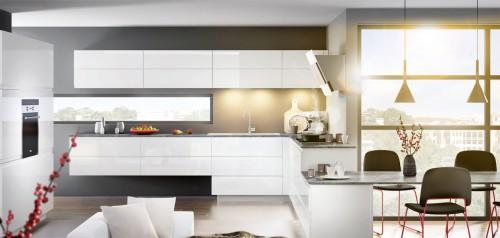 isis blank brilliant kjøkkeninnredning