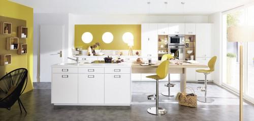 melia blank matt kjøkkeninnredning