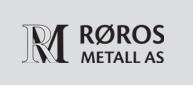 røros metal logo
